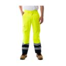 Pantalon Cargo Canvas Alta Visibilidad